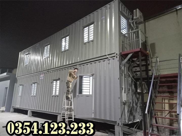 Địa chỉ mua container giá rẻ tại miền bắc