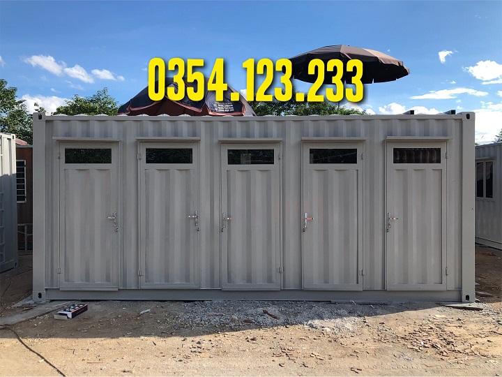 thuê container văn phòng tại yên bái