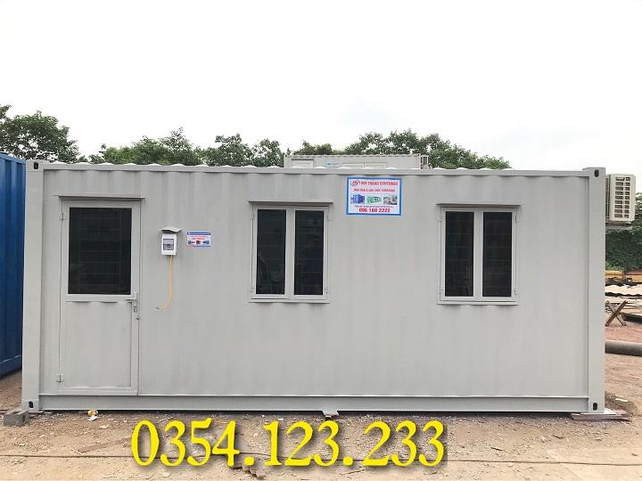 Chúng tôi chuyên sản xuất container các loại: 10feet, 20feet, 40feet