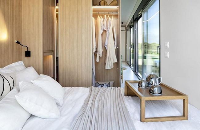Phòng ngủ nhà container