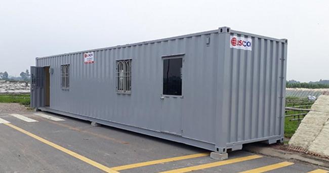 cho thuê nhà container di động
