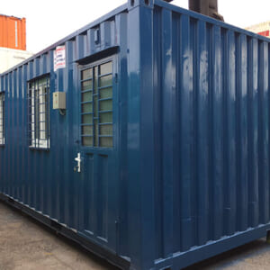 Container 40 feet cũ