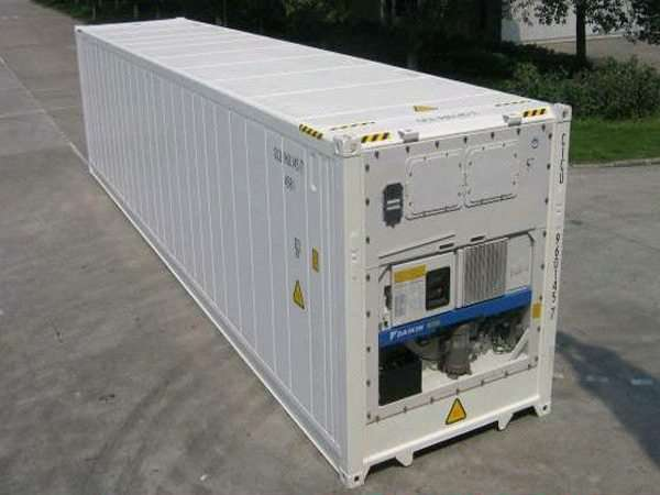 Container lạnh 40 feet