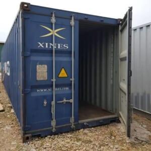 Bảng giá cho thuê container