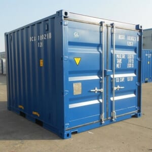 Container 10 feet