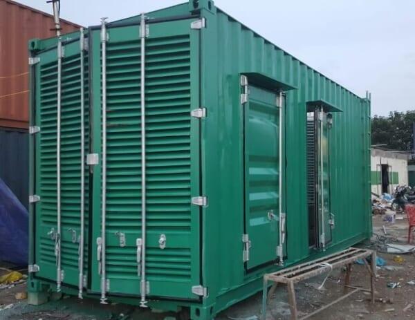 Container chứa máy phát điện