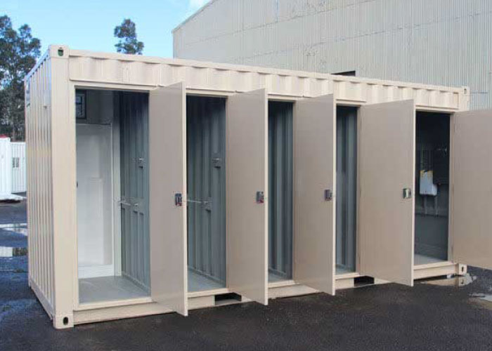 Bán cho thuê container vệ sinh 20 feet giá rẻ