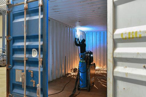 Dịch vụ sửa chữa Container - Ván ép lót sàn Container, phụ tùng Container