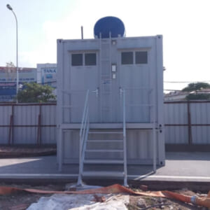 Container vệ sinh 10 feet
