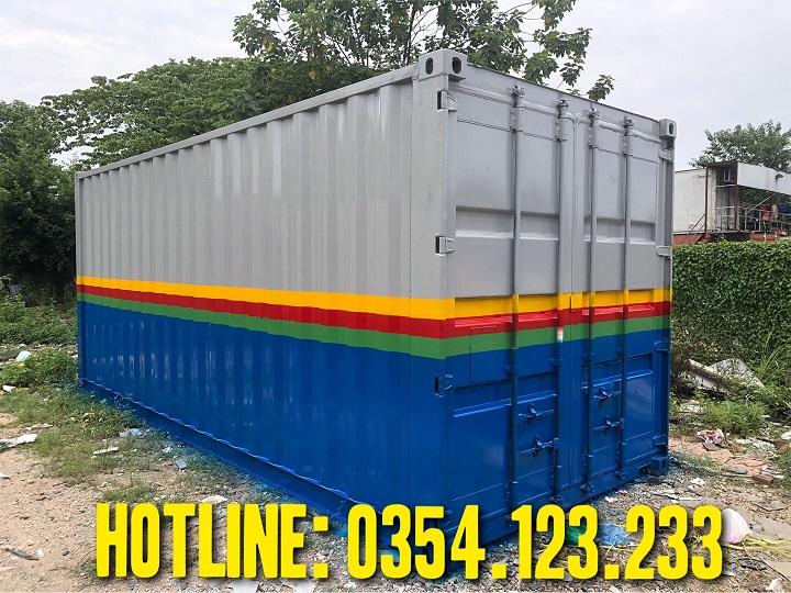 cho thuê container tại hà nam