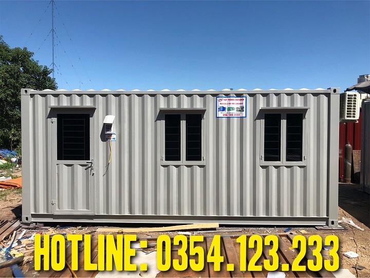 thuê container văn phòng tại hà nam