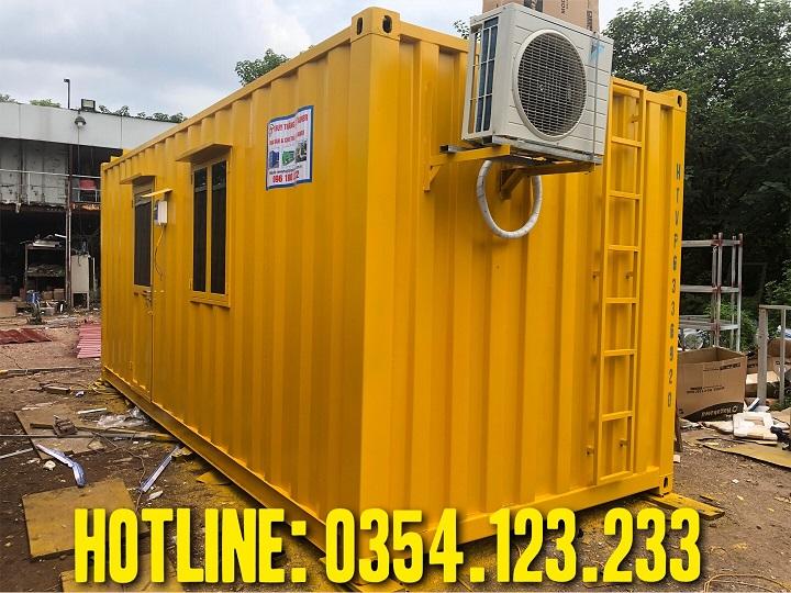 thuê container tại Thái Nguyên
