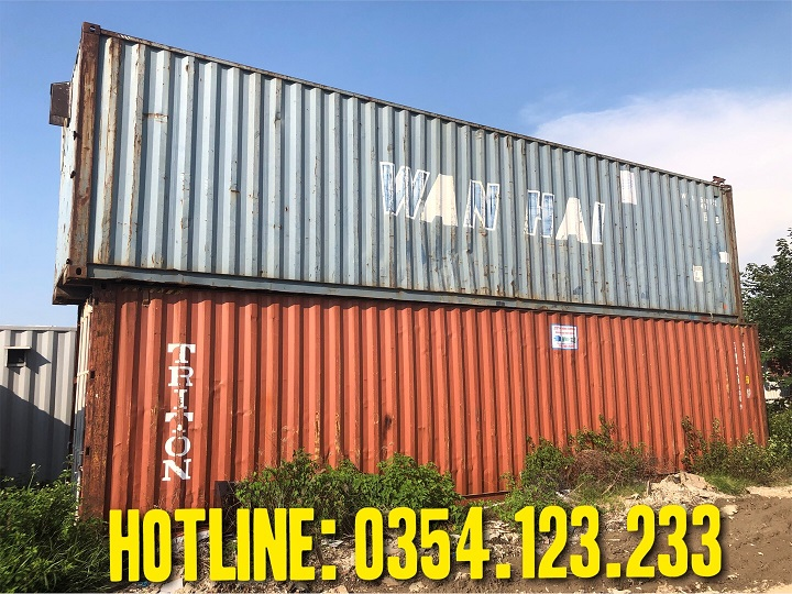 Container kho cao tại hà nội