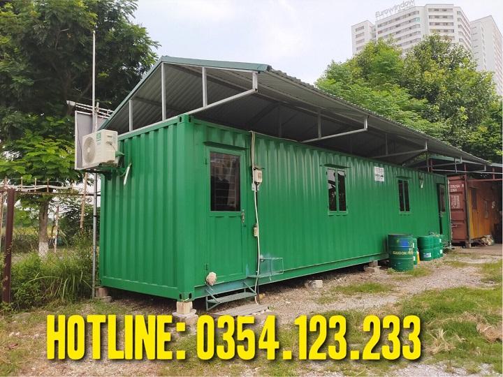 dịch vụ thuê container tại thanh hóa