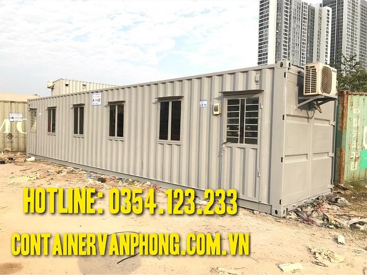 công ty bán container cũ tại hà nội