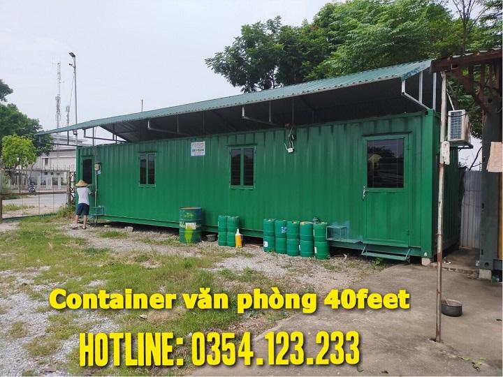 Container văn phòng tại Bắc Ninh được nhiều người biết đến
