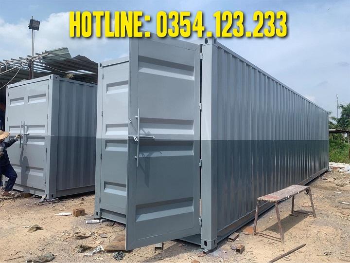 Trụ sở cho thuê container văn phòng tại Bắc Giang
