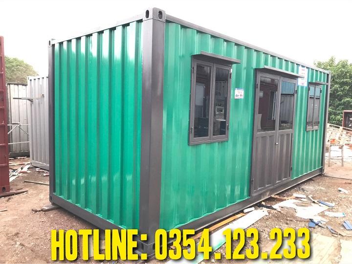 container văn phòng tại bắc giang