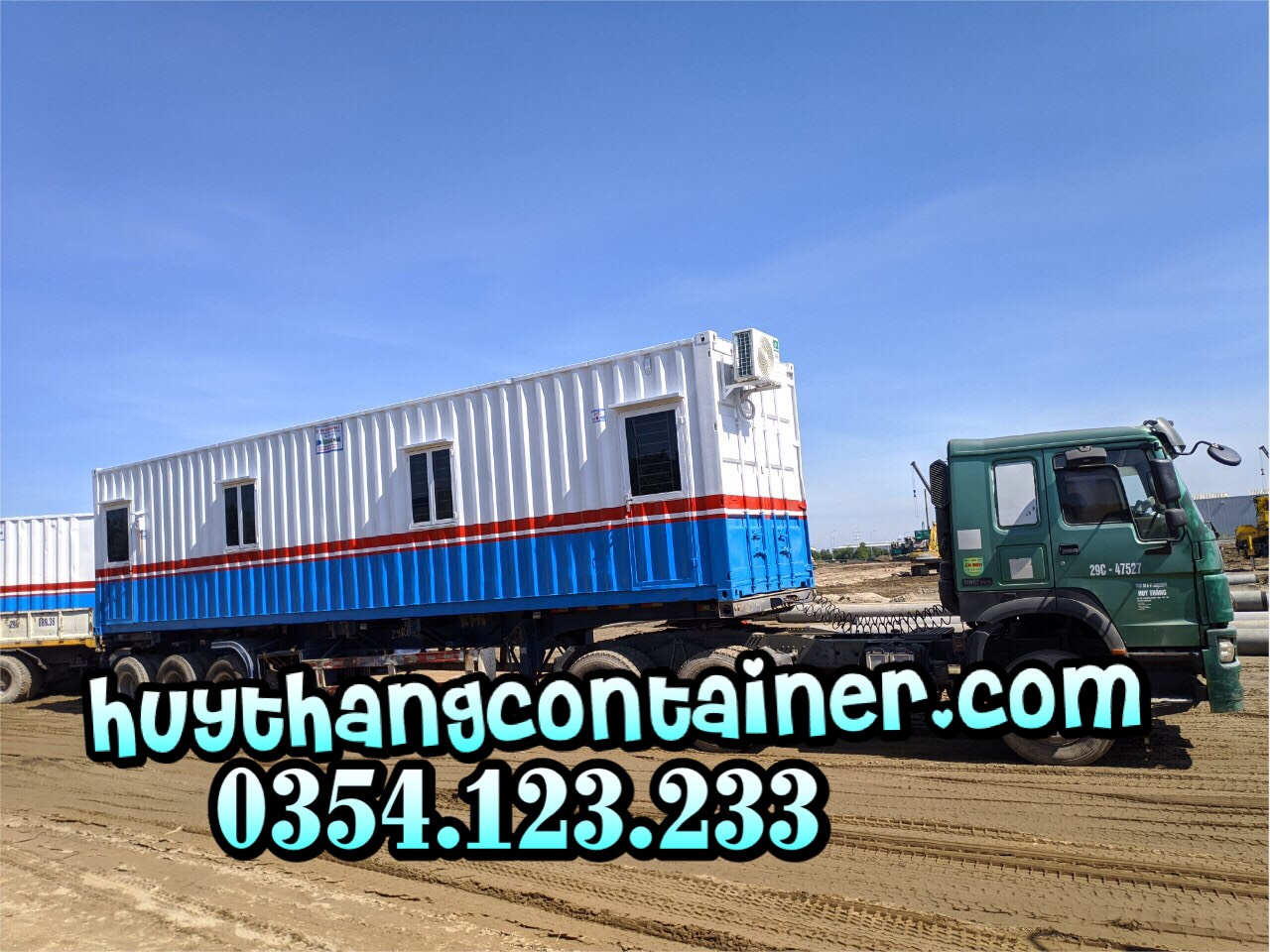 Huy Thắng Container